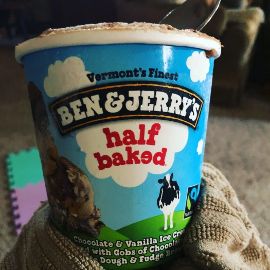 ben and jerrys half baked